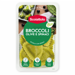 BROCCOLI OLIVES AND SPINACH GIRASOLI