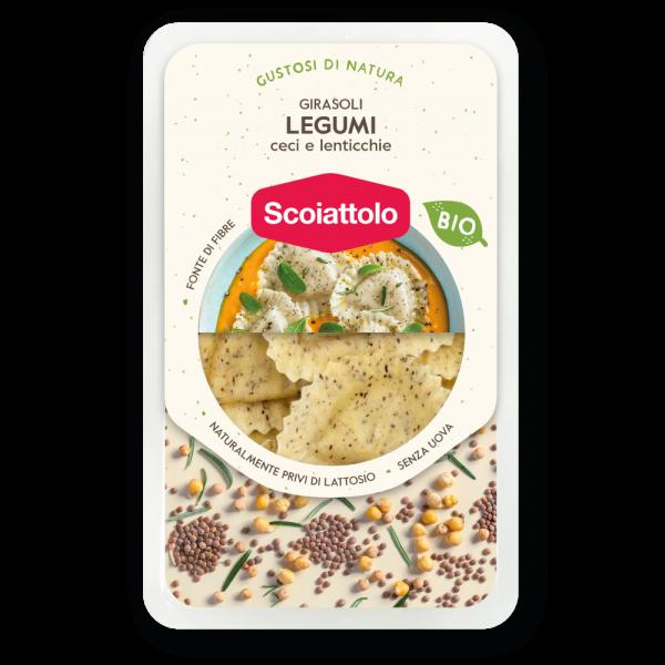 Girasoli - Legumi (ceci e lenticchie)