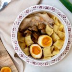 Ravioli in brodo ramen (facile)