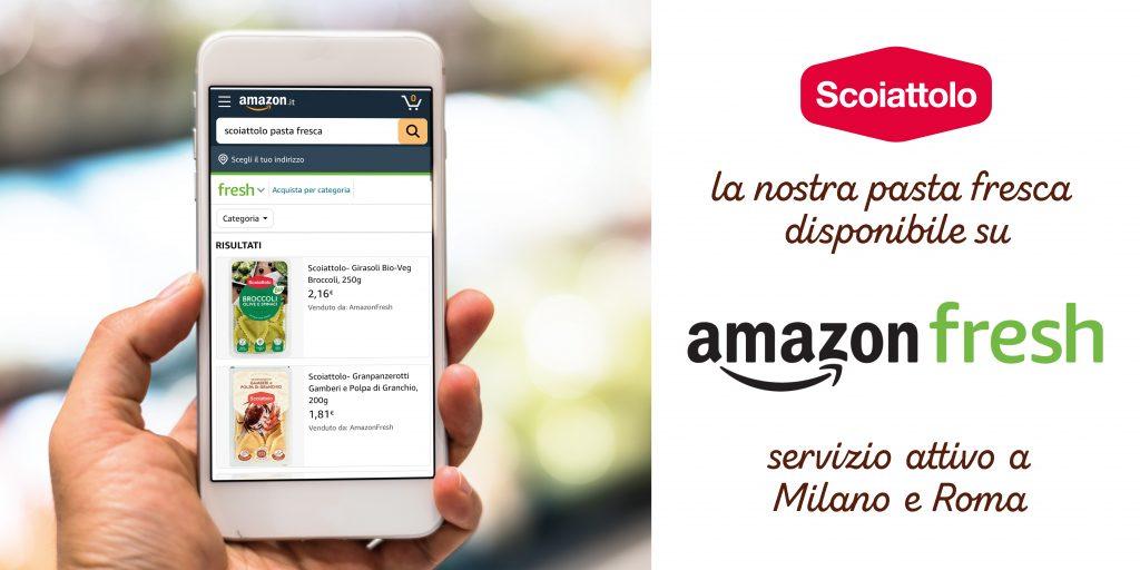 Amazon Fresh - sito